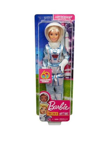Barbie Career 60th Doll Astronaut